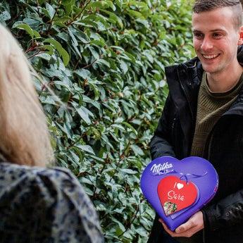 Celebrar tu 1er San Valentín