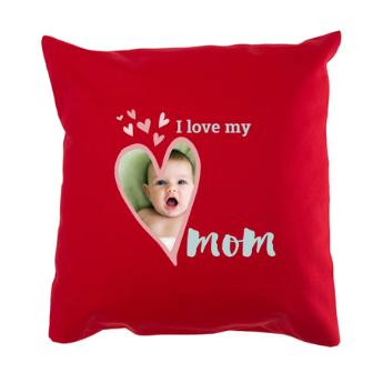 Comfy cushion for mum
