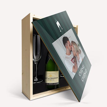 Darčeková krabica - Šampanské