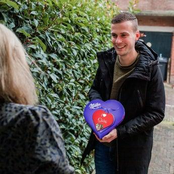 Hogyan ünnepeld meg az első Valentin-napotokat