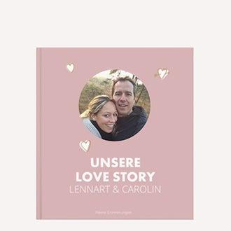 Fotobuch Liebe