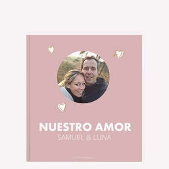 Álbum de fotos - Amor