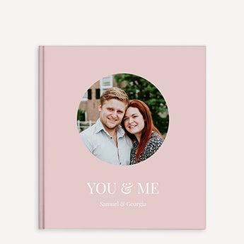 Romantyczna Fotoksiążka