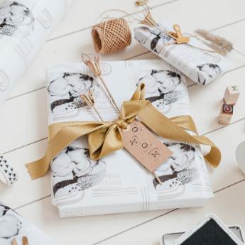 5 dicas para embrulhar um presente