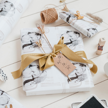 5 vinkkiä lahjan paketointiin