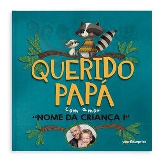 Livro personalizado - querido Pai