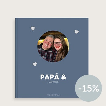 Álbum de fotos  - Papá