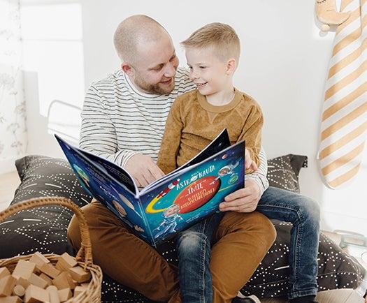 Personalizowane książki dla Dzieci