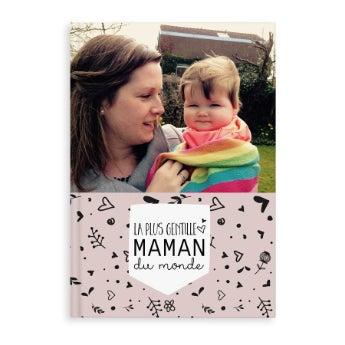 Livre de recettes personnalisé pour Maman
