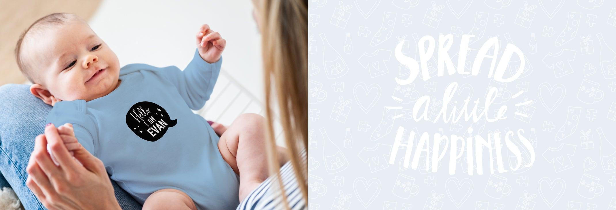 cadeaux bleus pour bébé