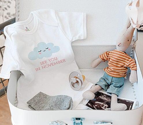 Roupas personalizadas para bebés e crianças