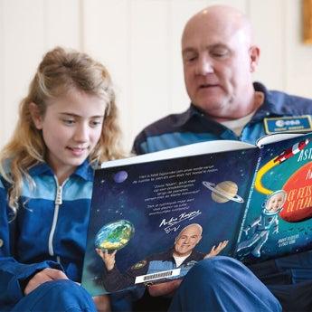 André Kuipers erzählt von seinen Erlebnissen im Weltraum