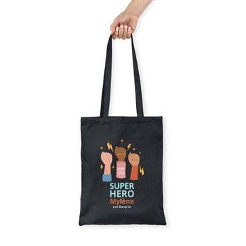 Tote bag Super-héros