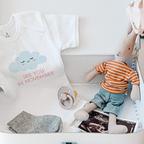 Cadeaux pour une visite de maternité