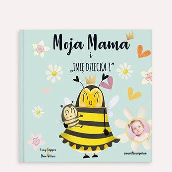 Książka Moja Mama