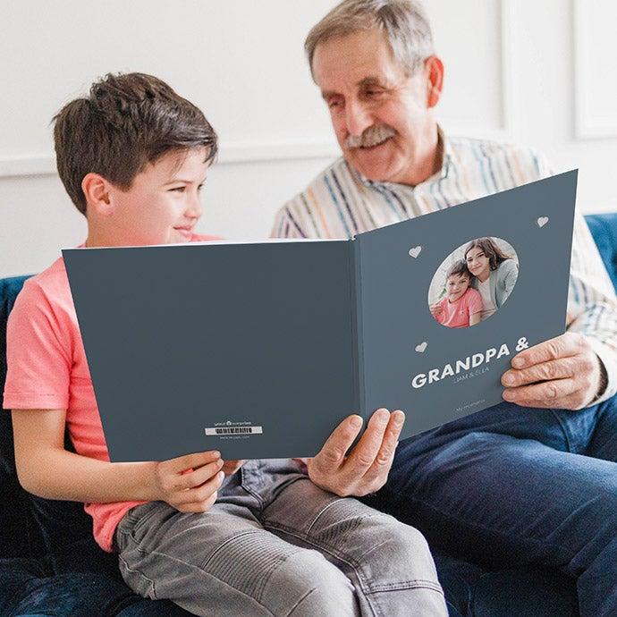 presenterna för morfar/farfar