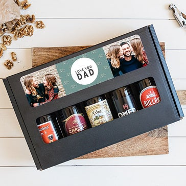 coffret cadeau bière