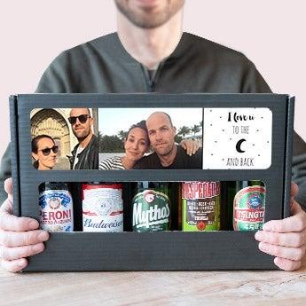 Presentes de cerveja