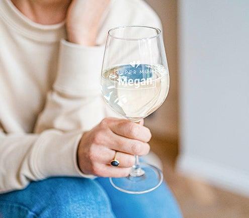 Personlige glass