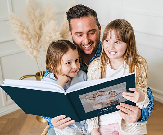 Fotókönyv apa