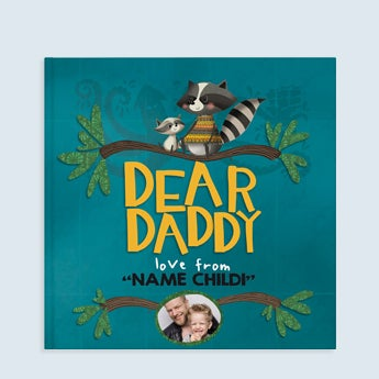 Dear Daddy book