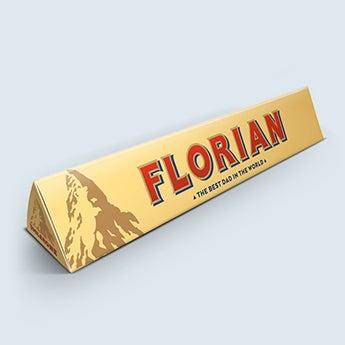 Toblerone mit Name