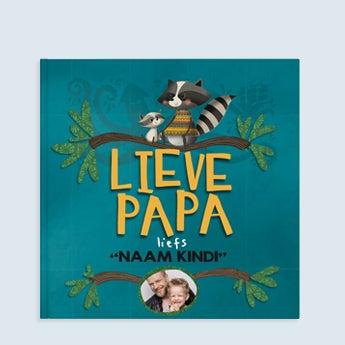 Lieve papa - Boek