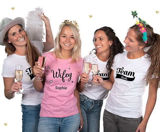 Personalised bachelor and bachelorette gifts