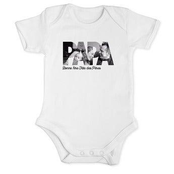 Vauvan body - Ensimmäinen isänpäivä