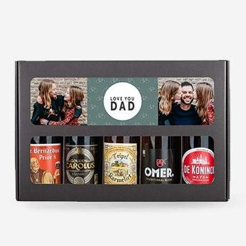 Pivo - darčeková súprava