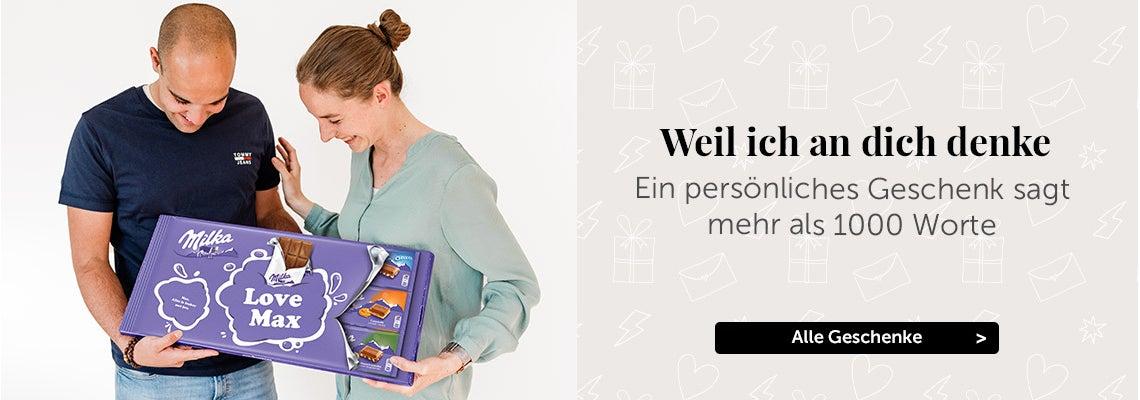 Personalisierte Geschenke mit Foto & Text