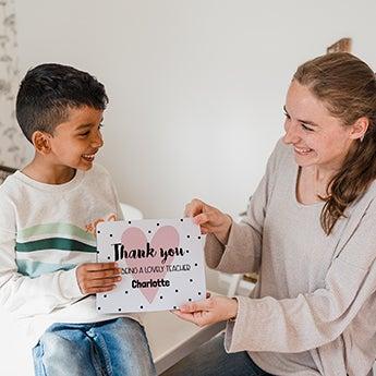 Geschenke für Lehrer