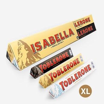 Toblerone čokoláda