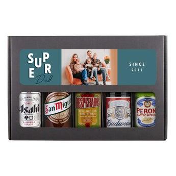 Beer Gift set – Belgian