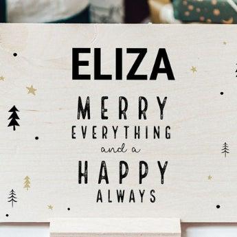 Maak je eigen adventskalender voor kerst