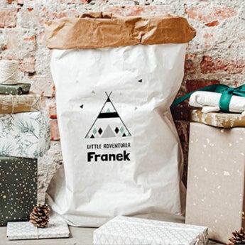 Pak je kerstcadeaus in met uniek, gepersonaliseerd inpakpapier