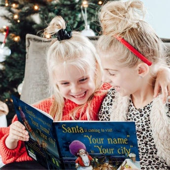 Creating personalised Christmas gifts