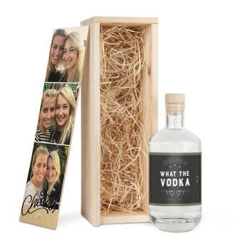 YourSurprise Vodka personalisieren