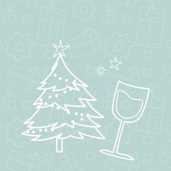 Organiser l'apéritif de Noël d'entreprise