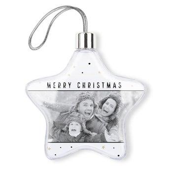 Decoração de Natal - Coração