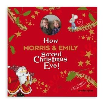 Saving Christmas Eve