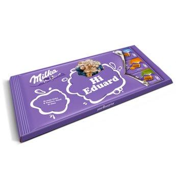 Mega Milka čokoláda