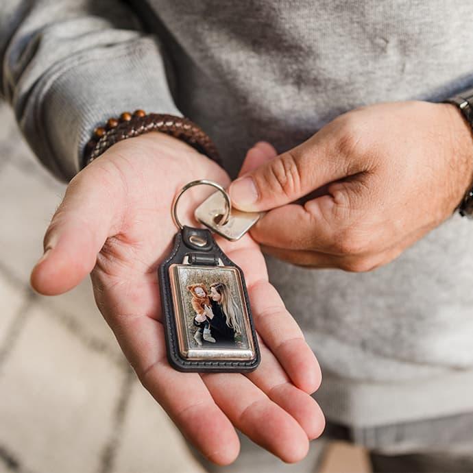 nyckelringer