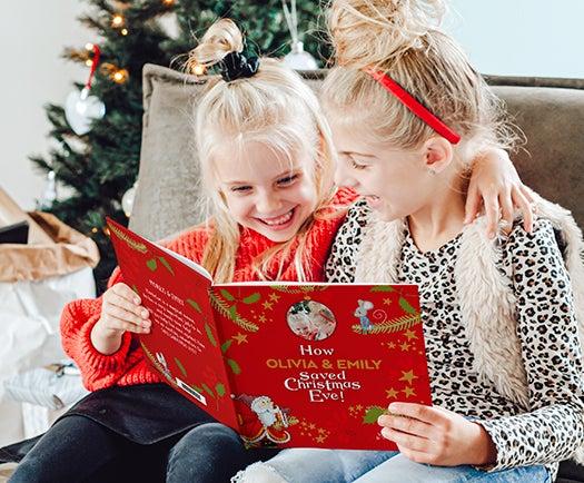 Personlige barnebøker