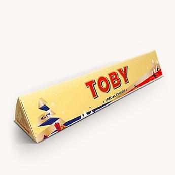 Toblerone con Nome